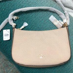 Coach removable cross body purse